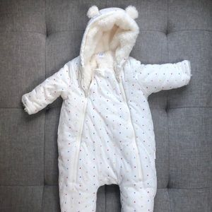 Baby Gap Winter suit. 3-6 mos Boy or Girl